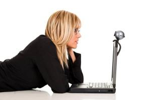 Conversar com mulheres online