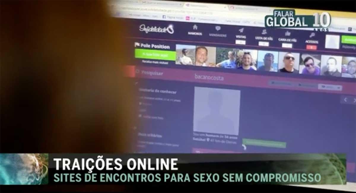 Traições Online - Sites de encontros para sexo sem compromisso
